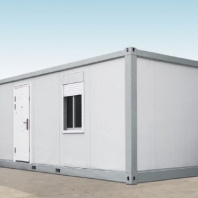 Emergency Shelter (Container Housing)